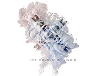 Dj EKIS  New Album: The Bounce Of Liquid