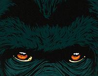 "Book cover ""Trece Monos"""