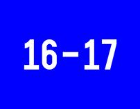 Visual Identity: Logos & Icons, 2016 —2017