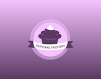Cupcake Factory - e-shop for cupcakes - School project