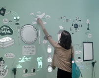 Interactive Touchwall