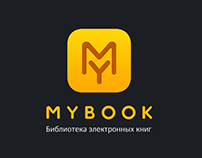 MyBook — приложение для iOS