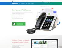 Harmony Website