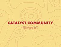 Community Retreat Branding