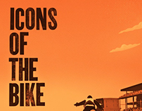 Icons of the Bike trailer