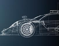 Porsche GT1 LeMans