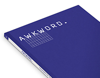 Awkword: Typography for the Socially Inept