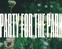 Party For The Park: Benefit Concert