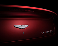 Aston Martin Vanquish S (FDL technique)