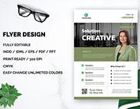 Coorporate Flyer Design