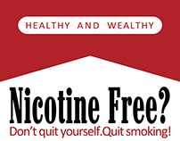 Nicotine Free? | Infographic