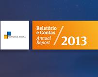Mota-Engil Angola Annual Report 2013