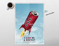 I CAN be a ROCKET