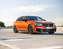 BMW M5 Competition M Performance Parts (F90)