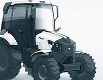 Tractor Amkodor