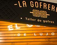 La Gofrera - Santafé