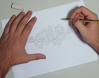 Vulp | Lettering