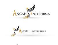 Angah Enterprises logo