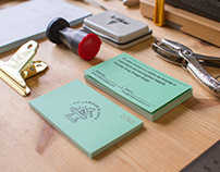 Branding A Creative Lab   Of Labour & Love