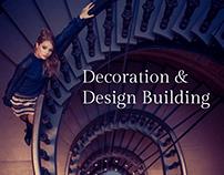 DDB Website - UI/UX - Redesign concept