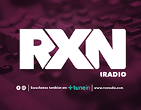 Aplicativo RXNradio
