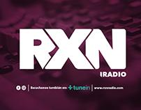 Aplicativo RXNradio