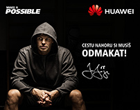 HUAWEI Make It Possible - Jaromir Jagr