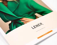 Lener, Fabrique de Manteau / Look book Hiver 2016-17