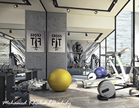 Private Gym Design for a Private Villa in New Cairo