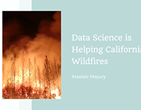 Alastair Majury | Data Science Can Stop Wildfires