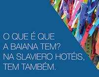 Convite | Slaviero Hotéis