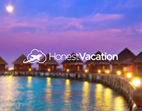 Honest Vacation Branding