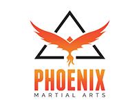 Logo Design - Phoenix Martial Arts