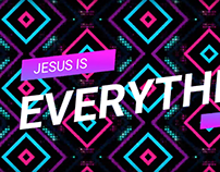 JESUS IS_____.