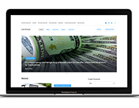 Download free html cryptonit blog template