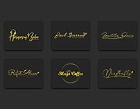 Signature Logofolio V.1