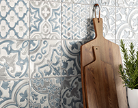 """Craftmix"" wall tiles"