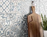"""""""Craftmix"""" wall tiles"""