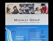 McKinley Group Pull-up Banner