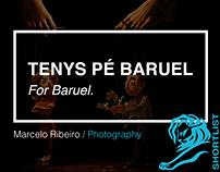 Tenys Pé Baruel (Baruel)