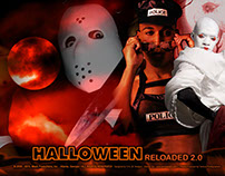 Meak Productions' HALLOWEEN RELOADED 2 Campaign 2015