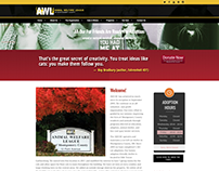AWLMC Website Rebuild