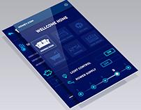 Home service Mobile apps design
