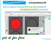 Javascript for Illustrator FrameByFrameSVG.jsx