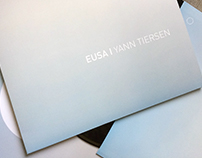Yann Tiersen - The new album EUSA