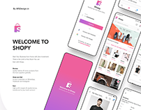 Shopy Ecommerce UIUX Design