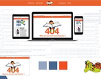 Responsive page design