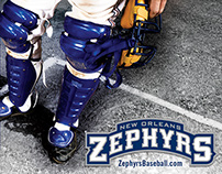 New Orleans Zephyrs | Ads
