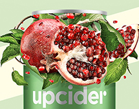 Upcider rebranding & packaging