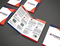 TEMPO Brochure Design